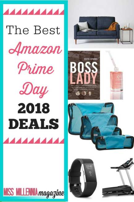 Whoah! This list of Amazon Prime Day 2018 deals are really good. I am loving this list! Will be returning on July 16th to see the updated list.