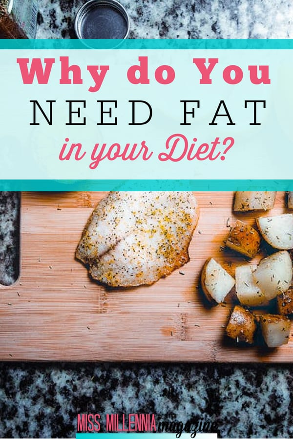 Here in this article, I explain why you need fat in your diet in a nutritionally evaluated meal, and why you should start taking dietary fats.