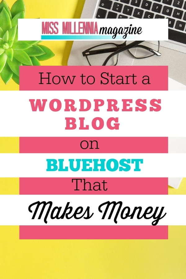 Blogging is so much fun and can bring in substantial income, but you have to know the steps to be successful. And you have to know how to get started. For many people, the first step in creating a blog is setting up your website. Even if you do not have a lot of technical knowledge or experience, setting up a blog is relatively easy to do. And it's going to be even easier because today I'm going to walk you through the steps on how to set up your WordPress blog on Bluehost.
