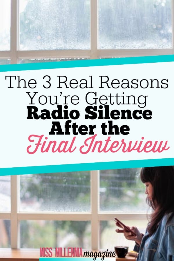 Read on to understand some common reasons why you haven't heard back after you did your final interview and what to do next.