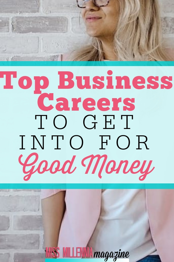 Choosing a major in college can be confusing and overwhelming. Listed below are the top businesses careers that will allow you to earn an attractive salary