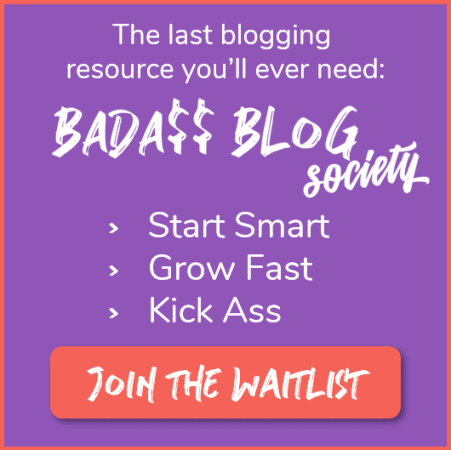 The last blogging resource you'll ever need