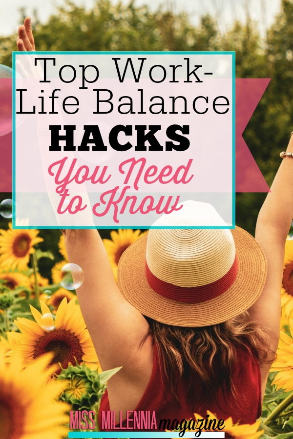 Follow these work-life balance hacks to start living a happier life. A healthy balance is key to leading a fulfilling professional & personal life.