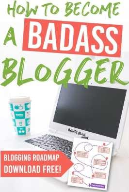 Free Blogging Road map