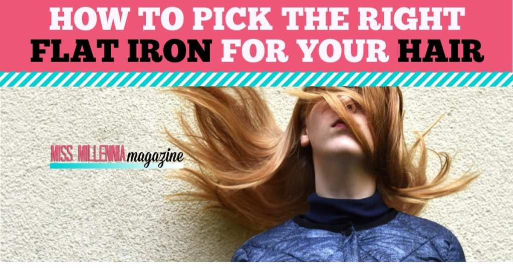 How to Pick the Right Flat Iron for Your Hair fb