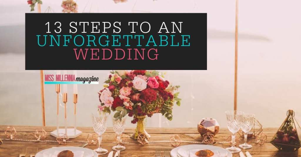 13 Steps to an Unforgettable Wedding fb