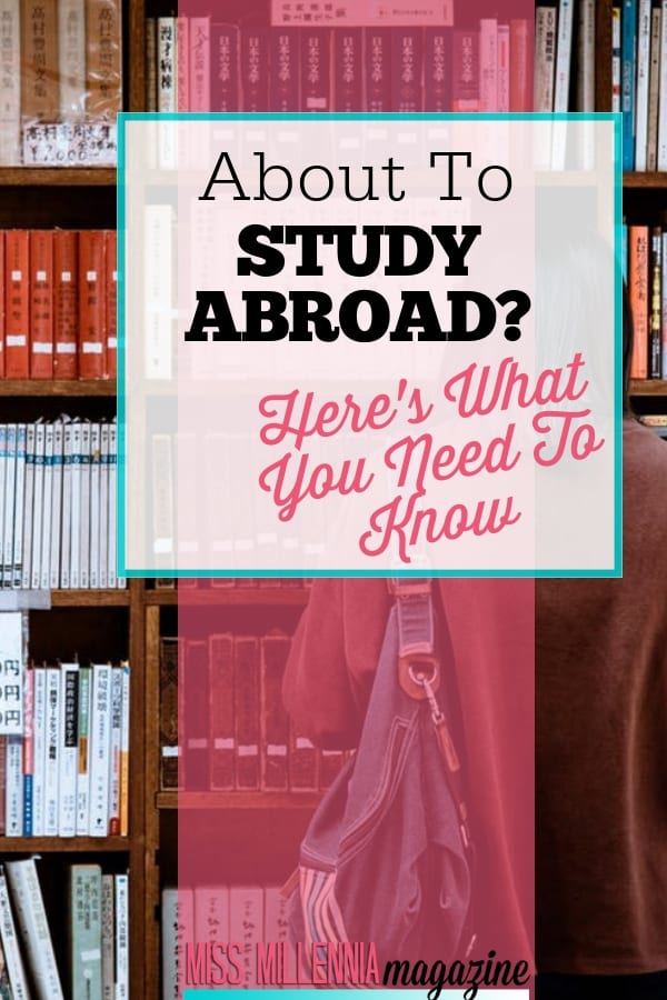 To get the most out of your study abroad experience, you should do everything you can to prepare so the unexpected does not ruin your adventure.