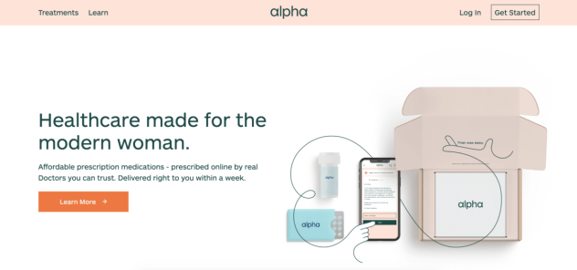 Alpha Medical healthcare for the modern woman