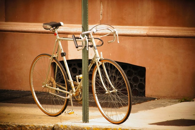 bicycle for summer vacation