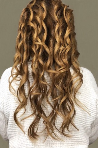 Mira Curl Steam Tech Locken