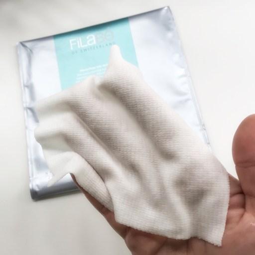 Filabé Anwendung Fingertechnik