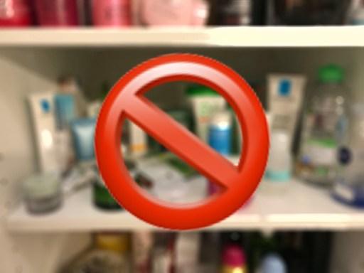 Verzicht auf andere Produkte