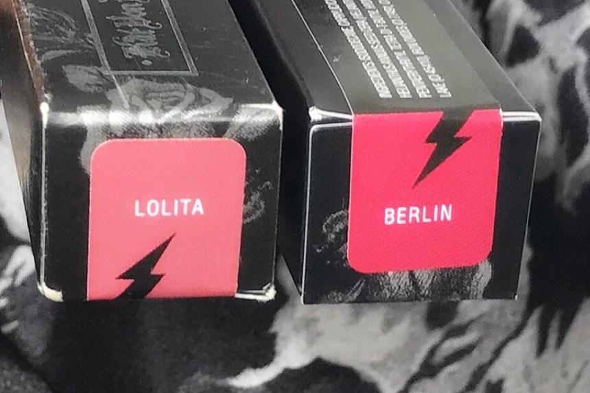 Lolita und Berlin