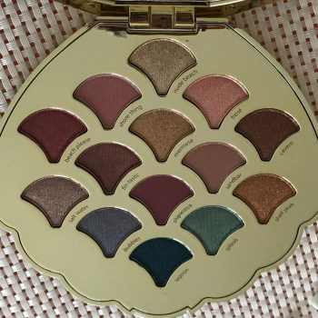 Tarte Cosmetics be a mermaid and make waves Farben