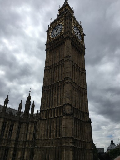 Bucketlist London - Elizabeth Tower Big Ben