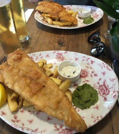 Liverpool Fish and Chips