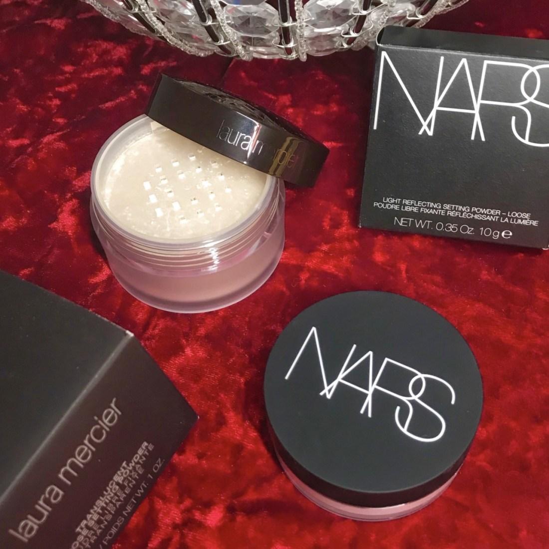 Setting Powder NARS vs. Laura Mercier Titelbild