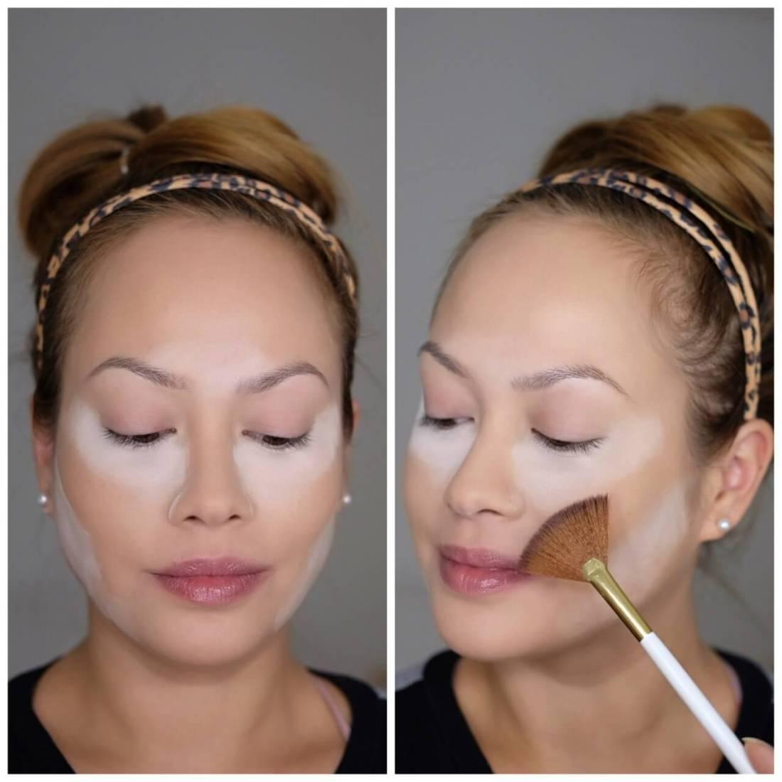 Makeup Baking Anleitung