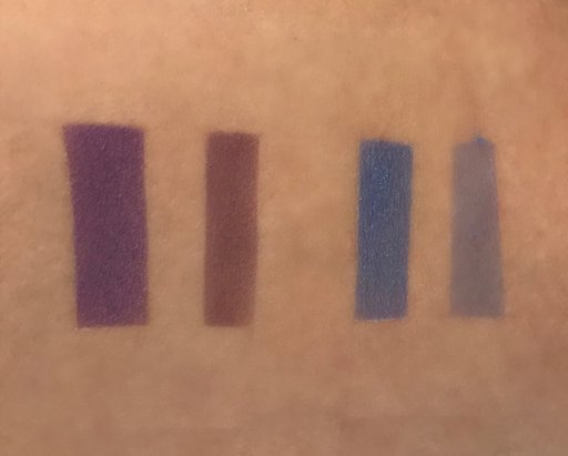 Urban Decay Eyeshadow Primer Potion Swatches 2