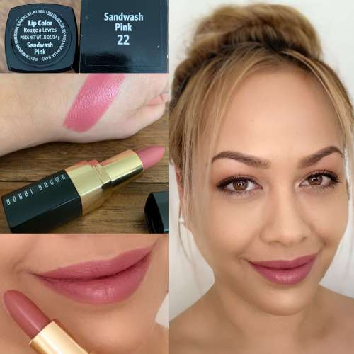 Bobbi Brown Sandwash Pink Swatch