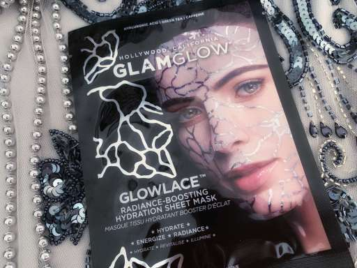 Glamglow Sheetmask Glowlace