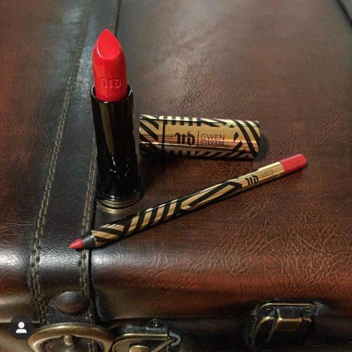 Lipstick Day Gwen Stefani Urban Decay