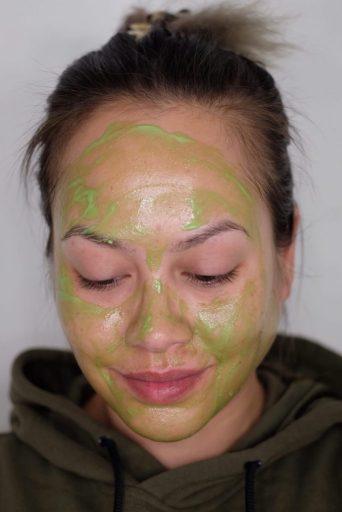 Hanfmaske von The Body Shop Erfahrung