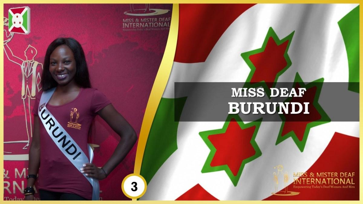 Miss Deaf Africa