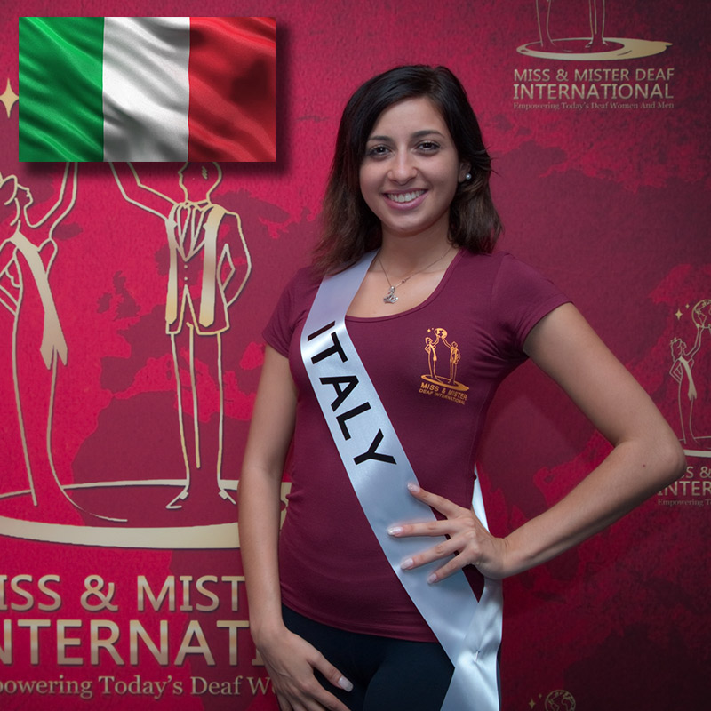 Miss Deaf Italy