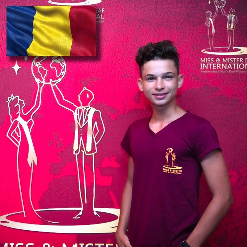 Mister Deaf Romania