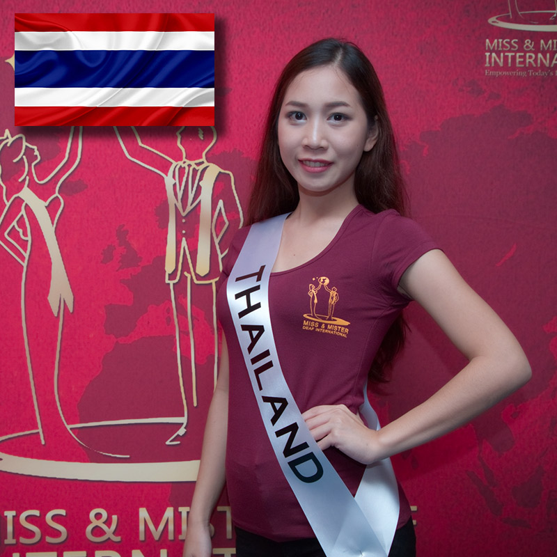 Miss Deaf Thailand