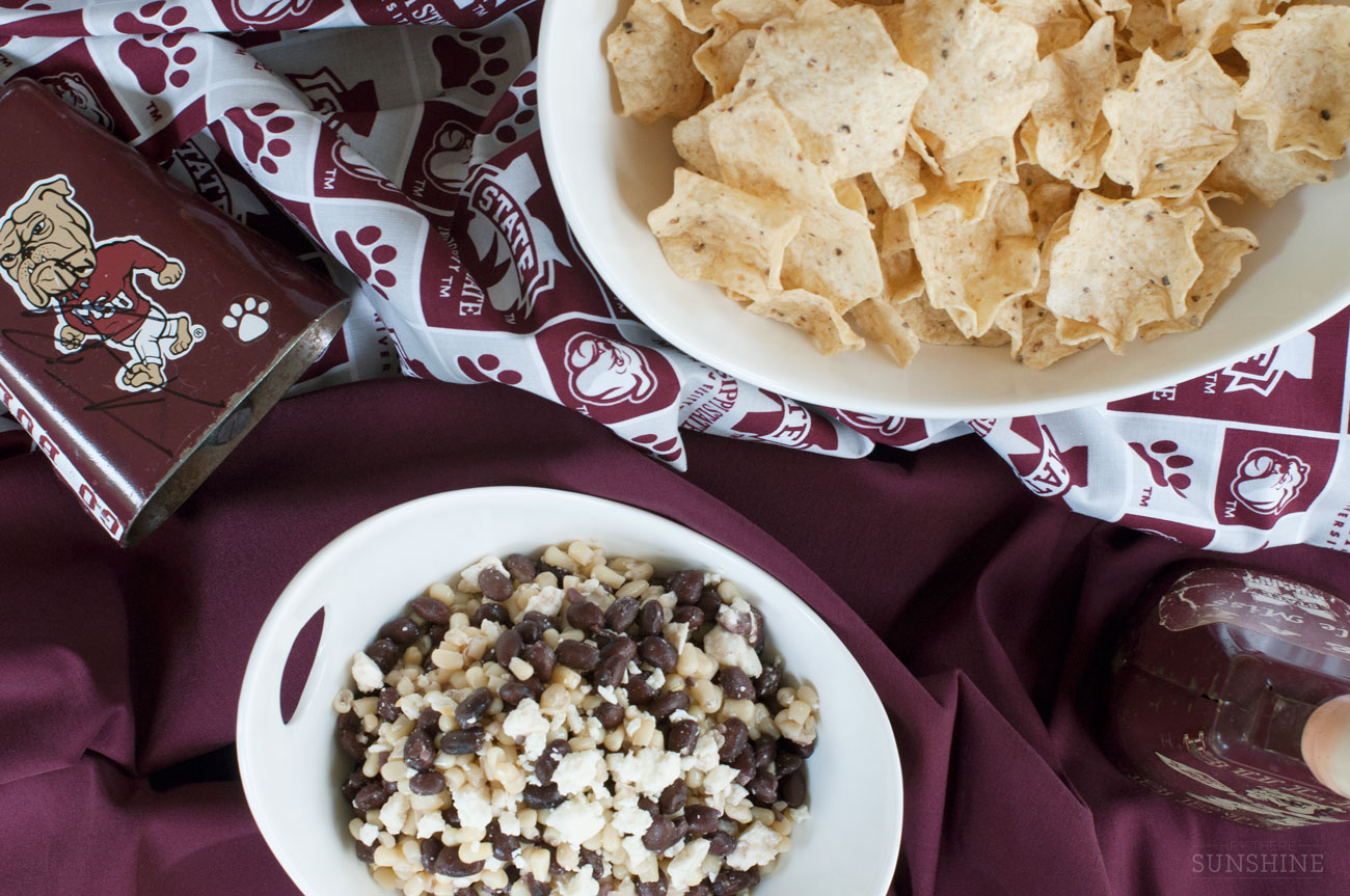 Hail State Tailgate at Home