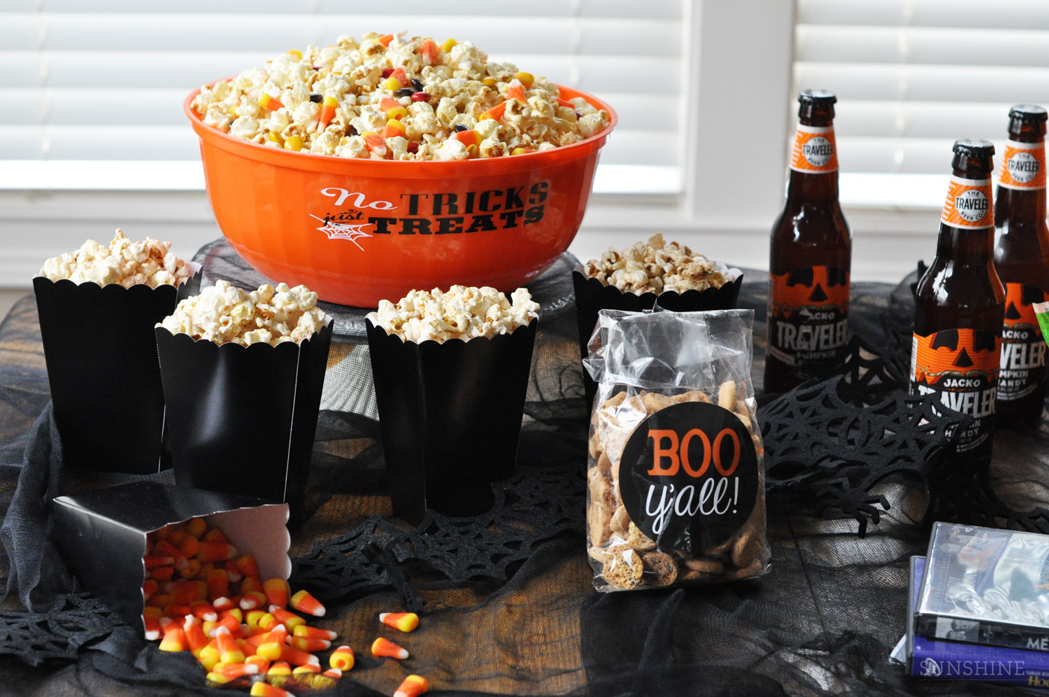 Swoozie's Halloween Party Supplies