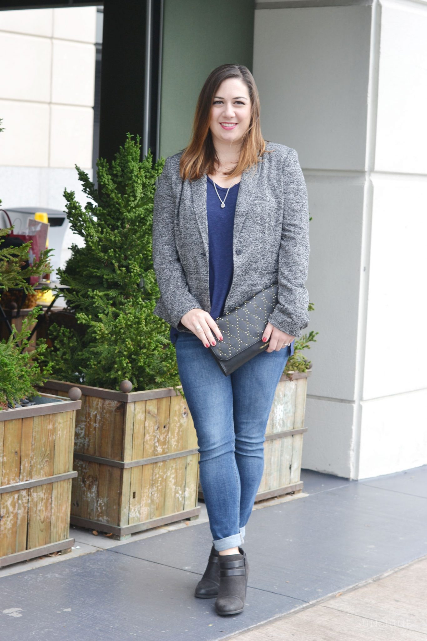 Affordable Blazer from Old Navy