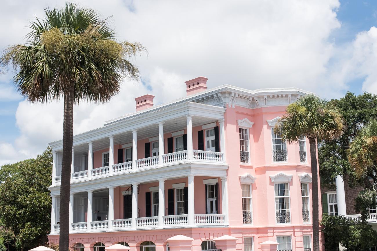 Travel to Charleston, SC