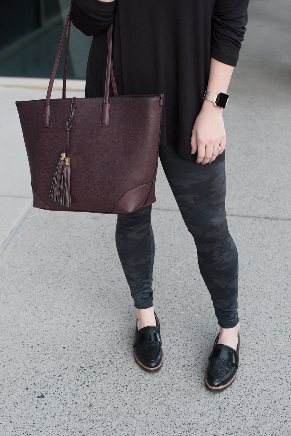 Spanx Leggings from Day to Night
