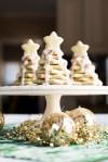 Mint Sugar Cookie Christmas Trees via @missmollymoon