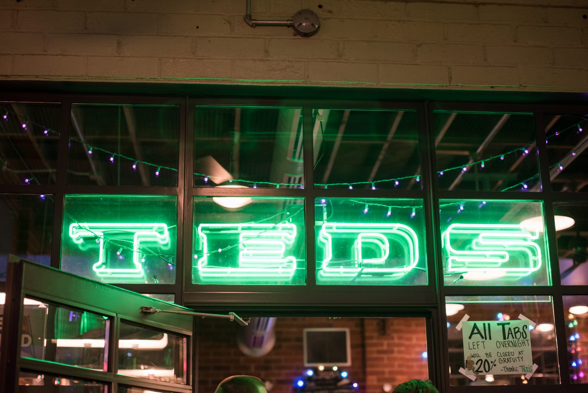 Eating in Athens, GA at Ted's Most Best
