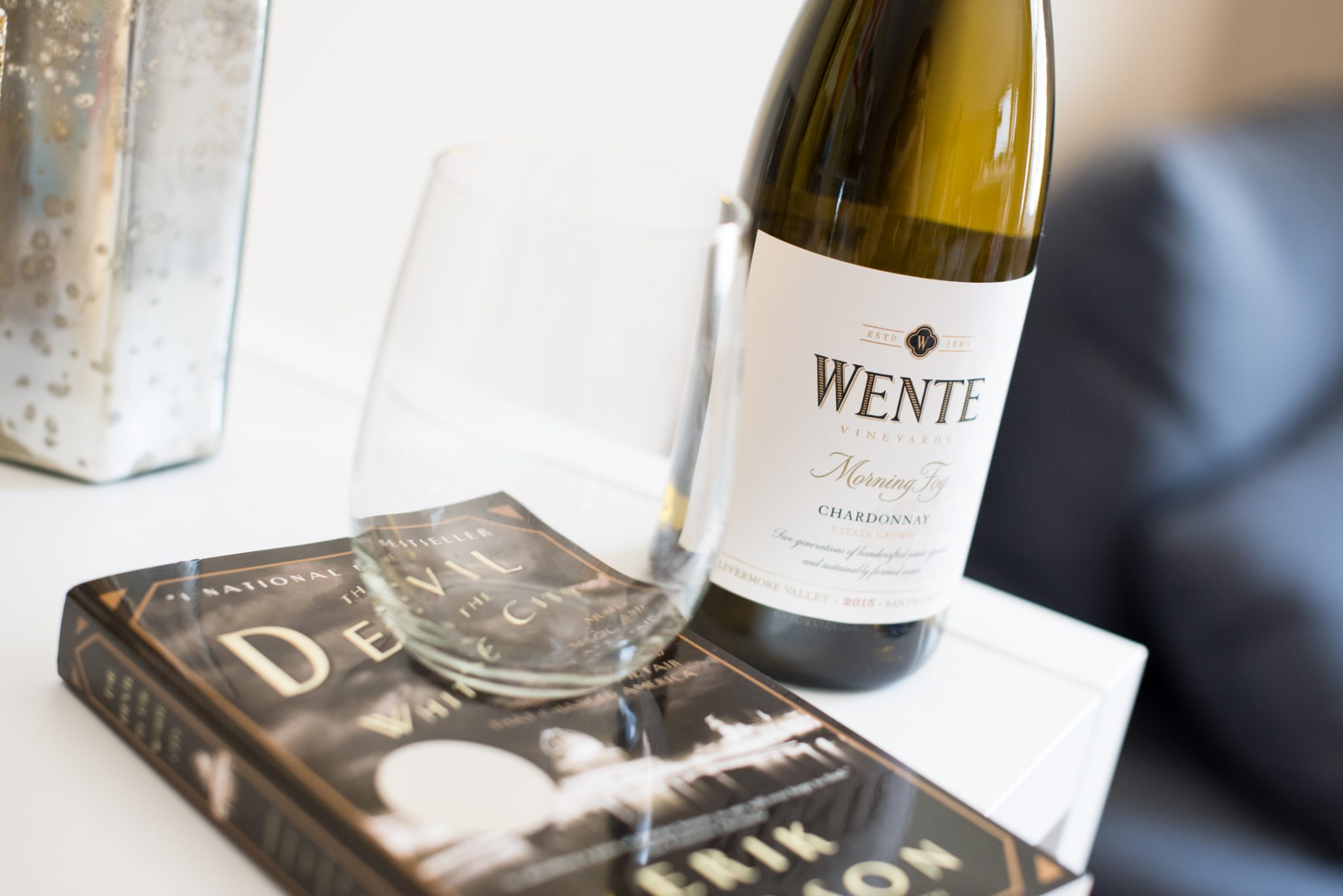 Making Time for Me with Wente Wine via @missmollymoon