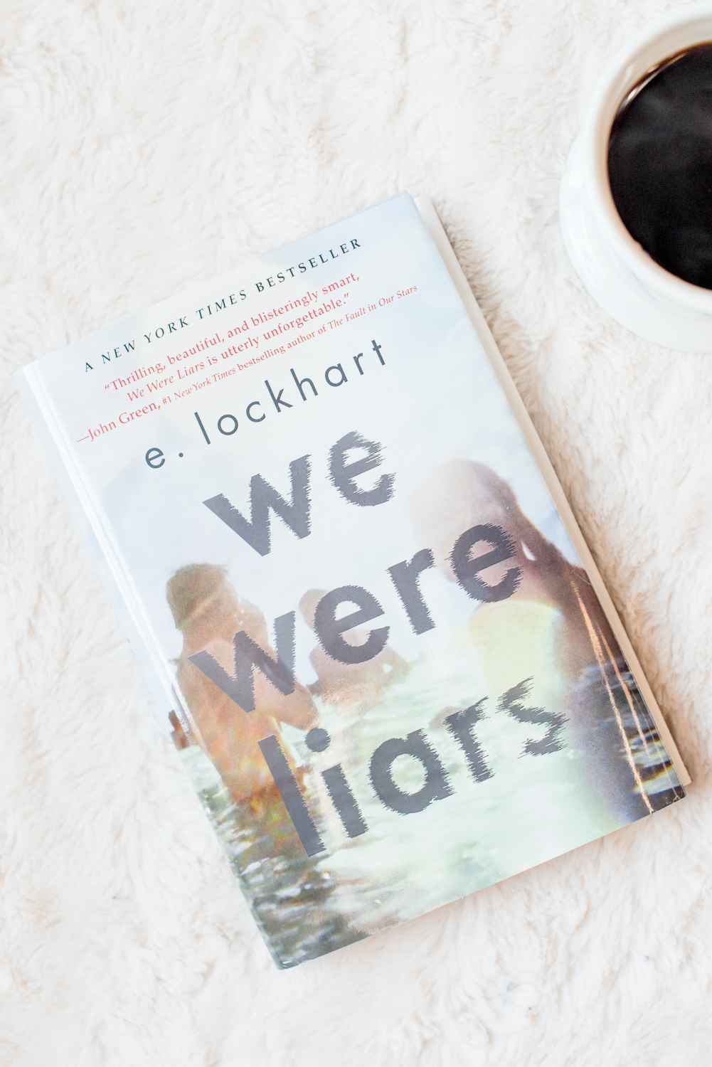 A quick review of We Were Liars by E. Lockhart // via @missmollymoon