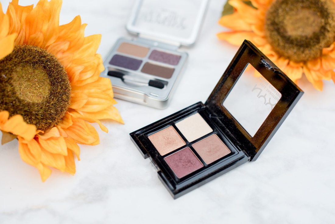 3 Must-Have Eyeshadow Palettes for Fall // Miss Molly Moon