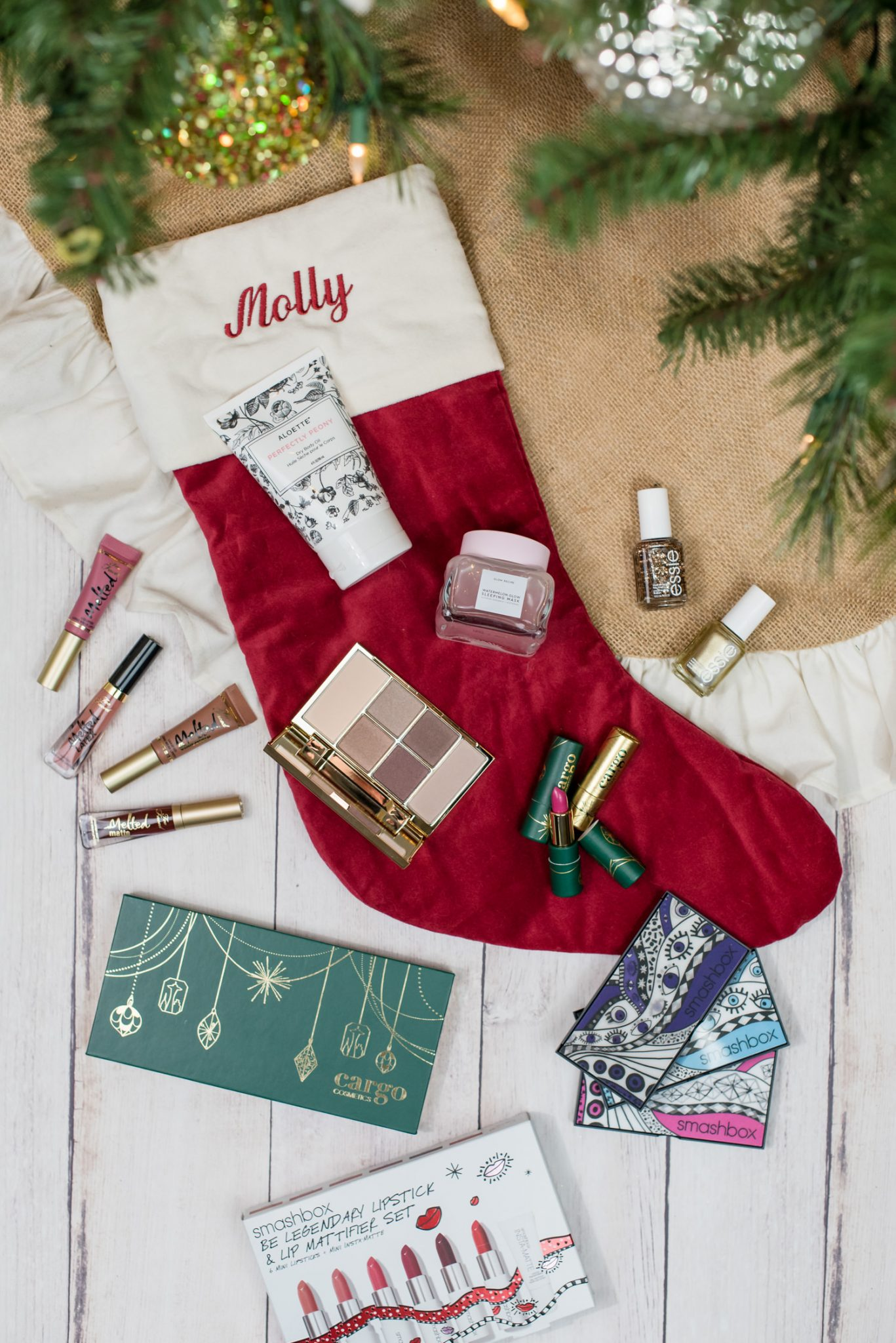 10 Stocking Stuffers for the Beauty Lover // Miss Molly Moon