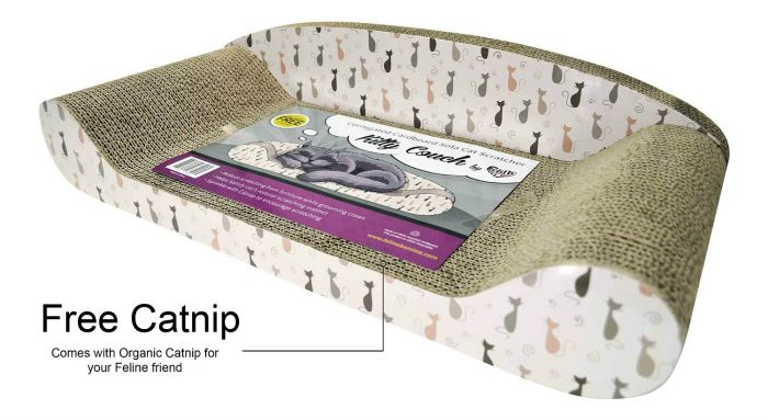 win a kitty couch