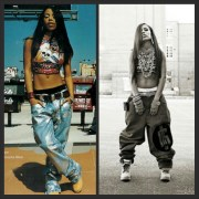 aaliyah style mont