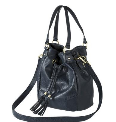 Target Limited Edition Bucket Handbag - Navy : Target 2014-07-26 13-30-13