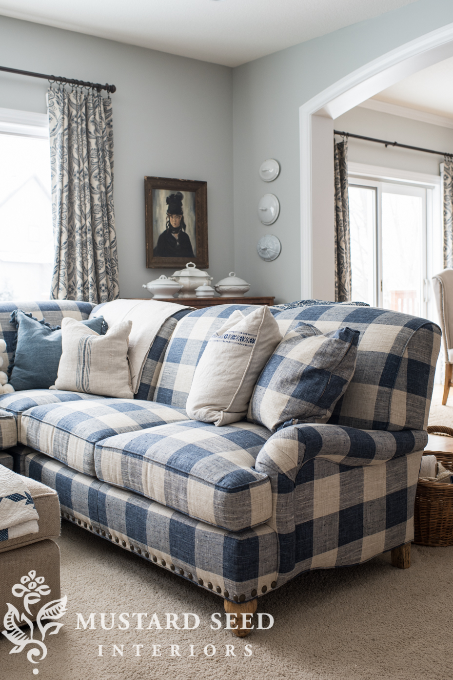 arhaus outerbanks sectional miss