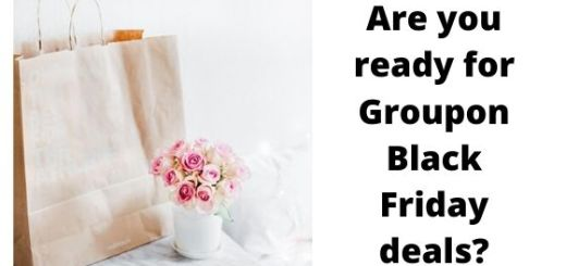 The best Groupon discount codes for Black Friday