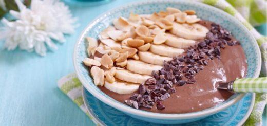 Banana and peanut butter overnight oats recipes
