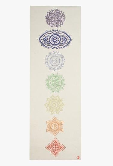 Chakra Yoga Mat - Non Toxic