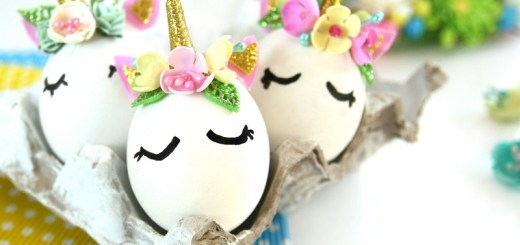 DIY Easter crafts for kids and adults that a joy to make